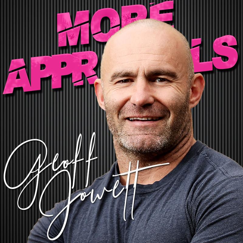 Geoff Jowett